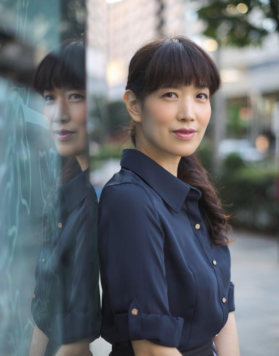 代表取締役社長 CEO 葛城 嘉紀